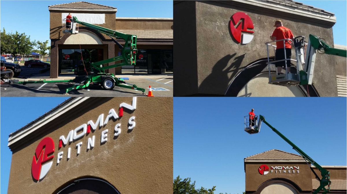 Fabricated & Dimensional Signs
